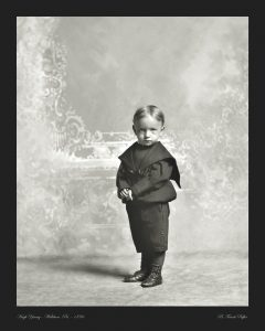 Young portrait photo 1896