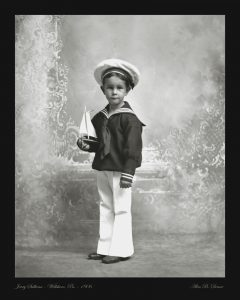 Sullivan portrait photo 1906