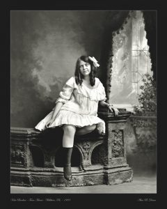 Bordine portrait photo 1908