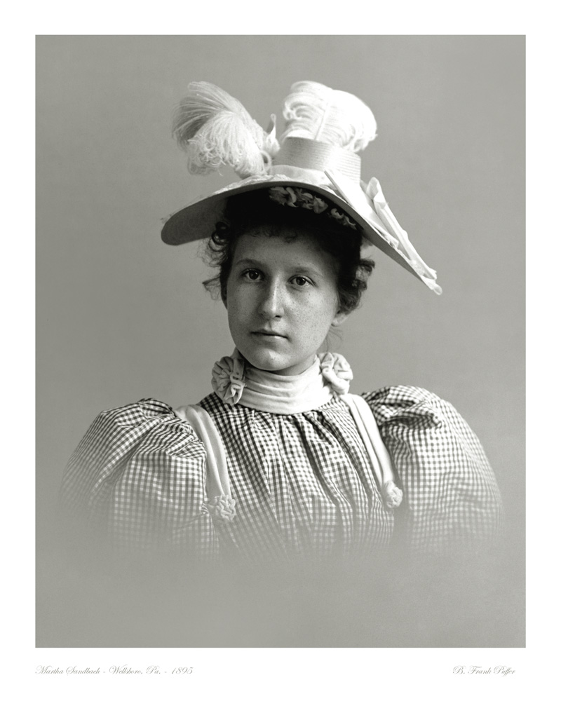 Sandbach portrait photo 1895