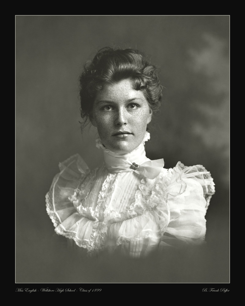 Englosh portrait photo 1899