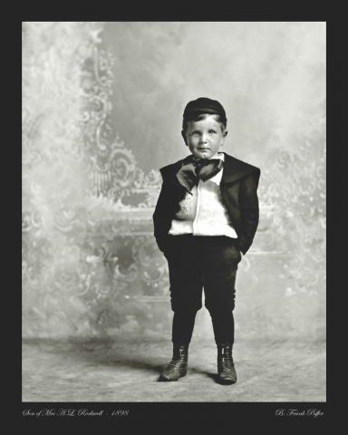 Rockwell portrait photo 1898