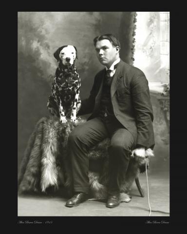 Deane portrait photo 1915