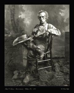 Sidman portrait photo 1895