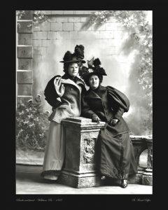 Berdie portrait photo 1895