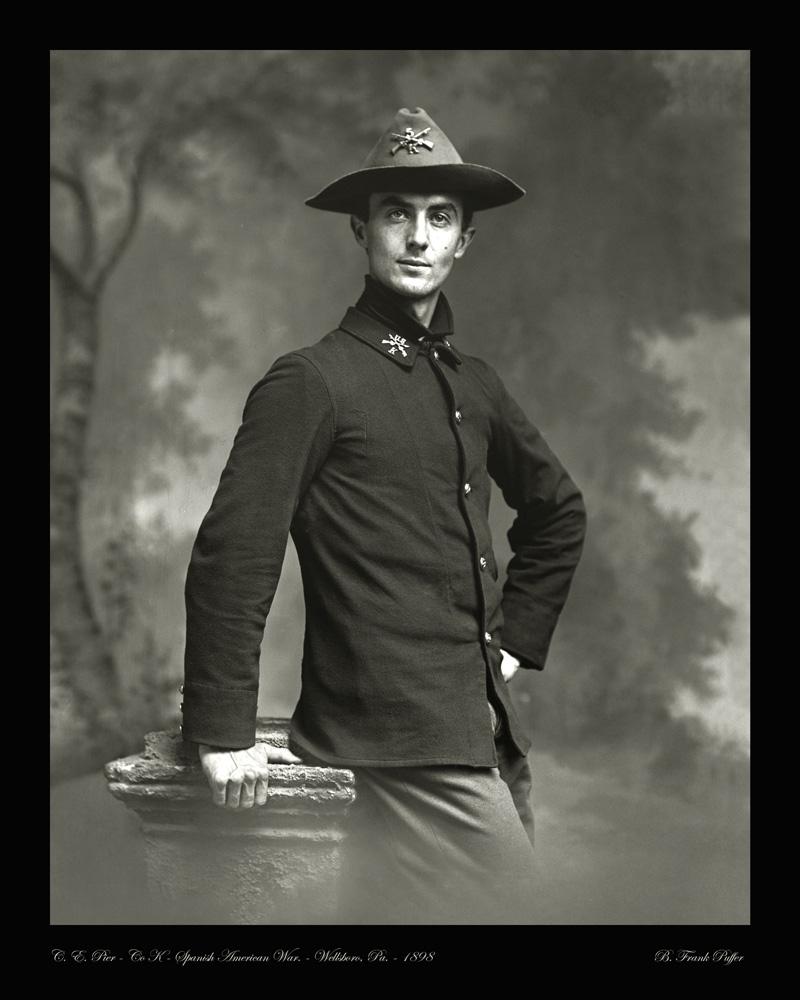 Pier portrait photo 1898