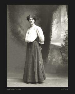 Chip portrait photo 1908