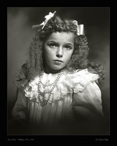 Rasse portrait photo 1898