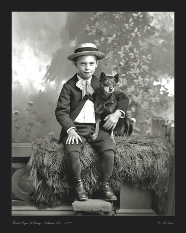 Pagan portrait photo 1888