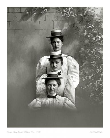 Seeley portrait photo 1897