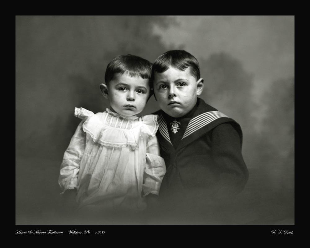 Finklestein portrait photo 1900