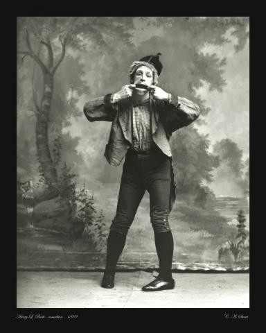 Beck portrait photo 1889