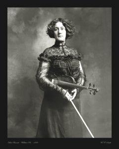 Bennett portrait photo 1899