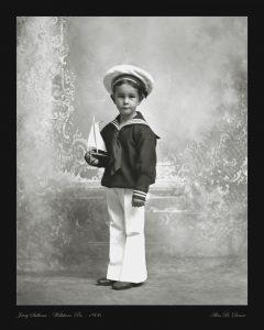 Sullivan portrait photo 1906