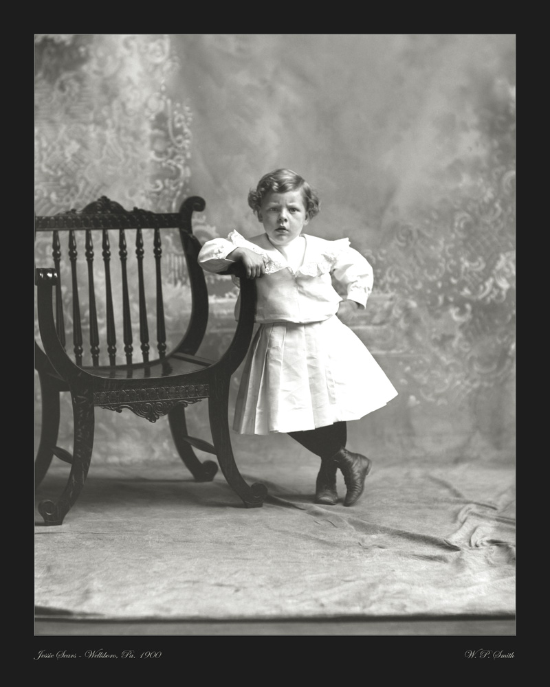 Seers portrait photo 1900