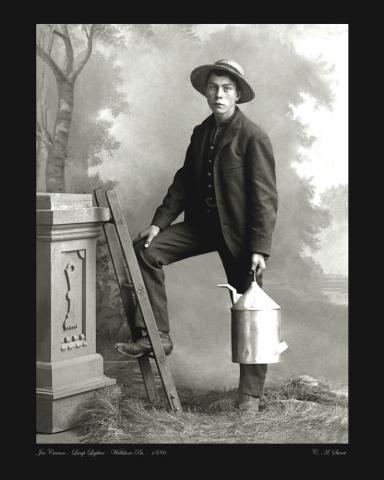 Carson portrait photo 1889