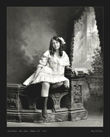 Bordine portrait photo 1908