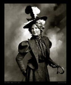 Mitchell portrait photo 1898