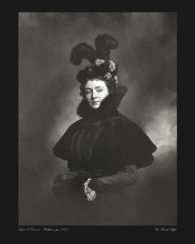 O'Conner portrait photo 1897