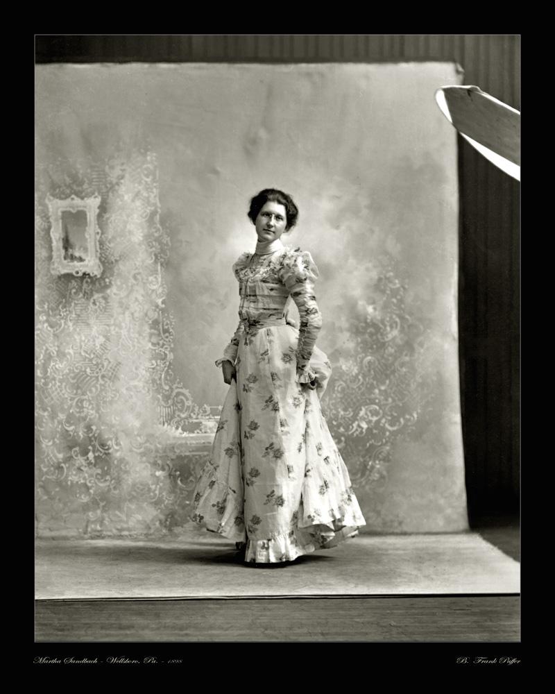 Sandbach portrait photo 1898