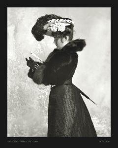 Mather portrait photo 1903