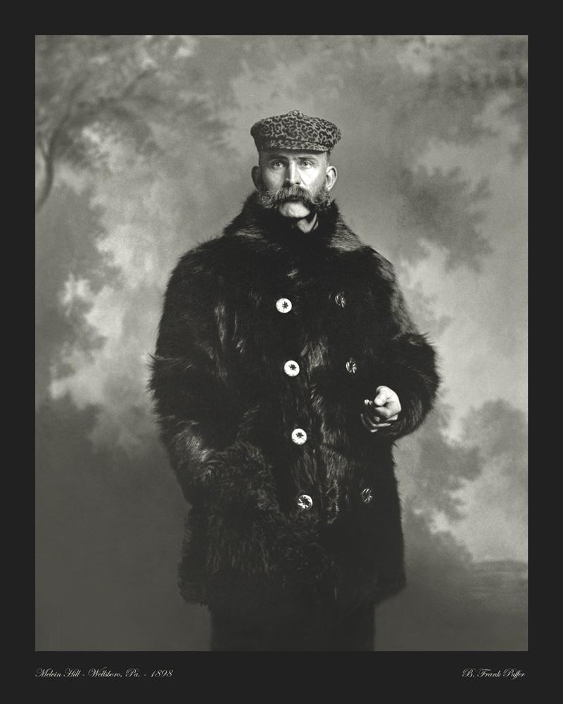 Hill portrait photo 1898