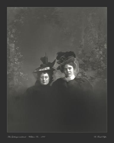 Goldmeyer portrait photo 1897
