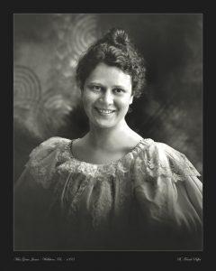 James portrait photo 1895