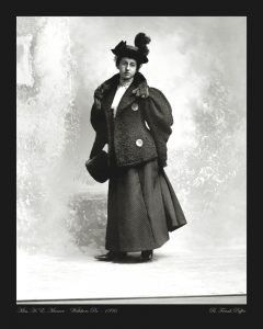 Merner portrait photo 1896