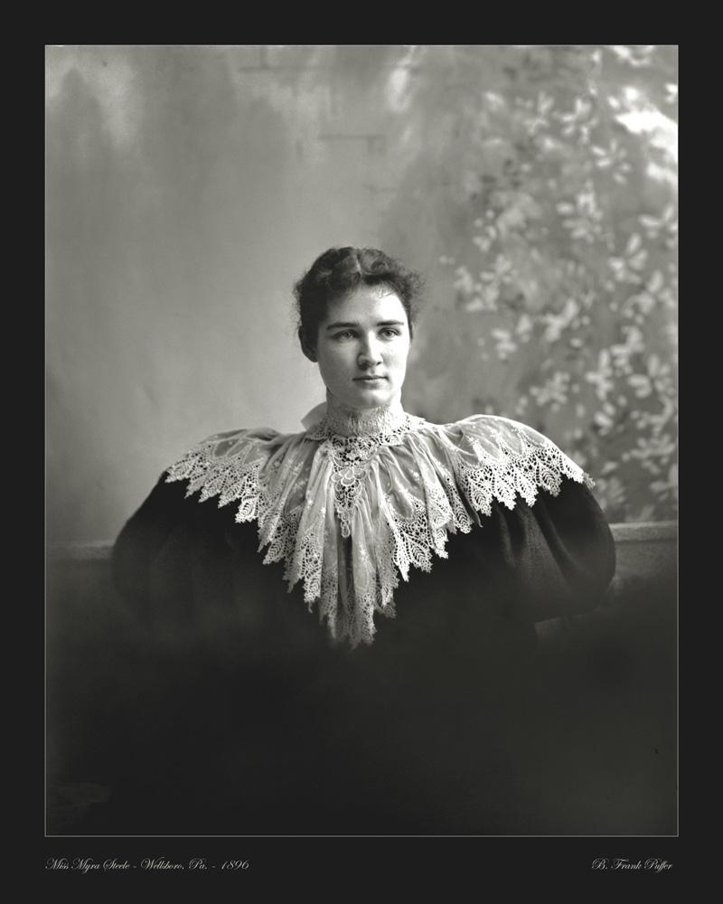 Steele portrait photo 1896