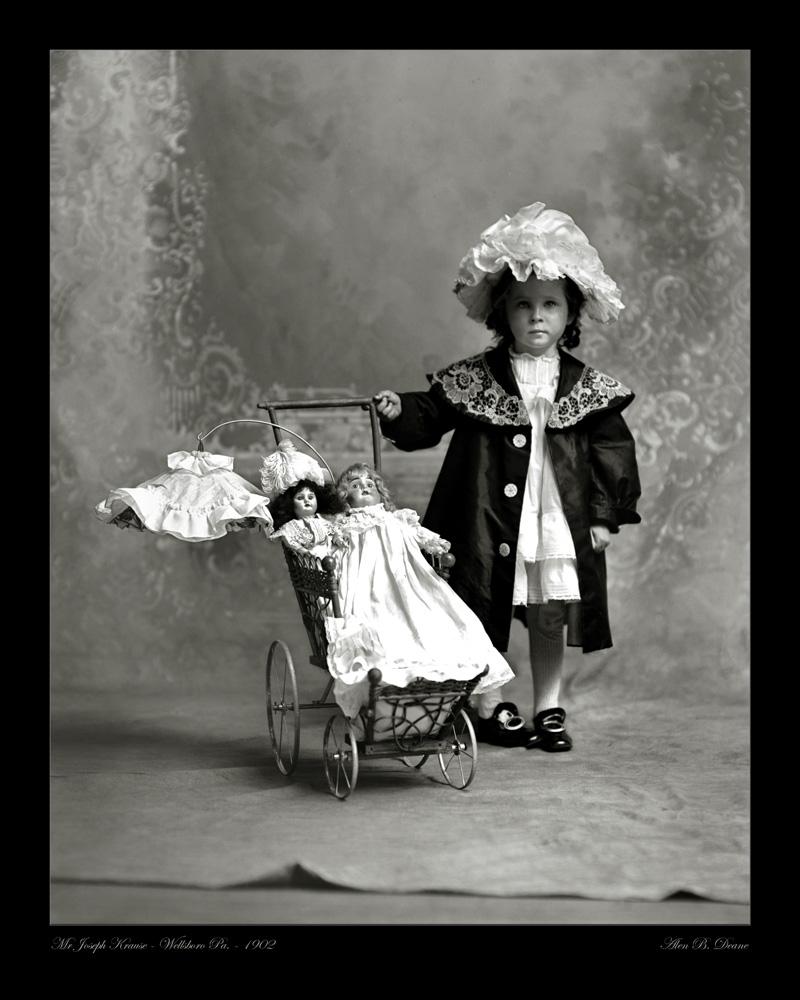Krause portrait photo 1902