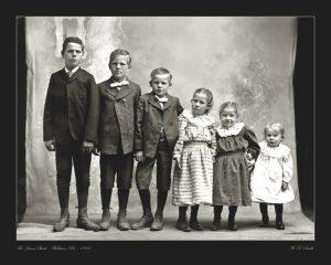 Shink portrait photo 1900