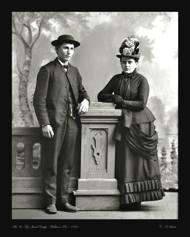 Raupp potrait photo 1898