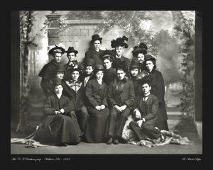 Baldwin group photo 1898
