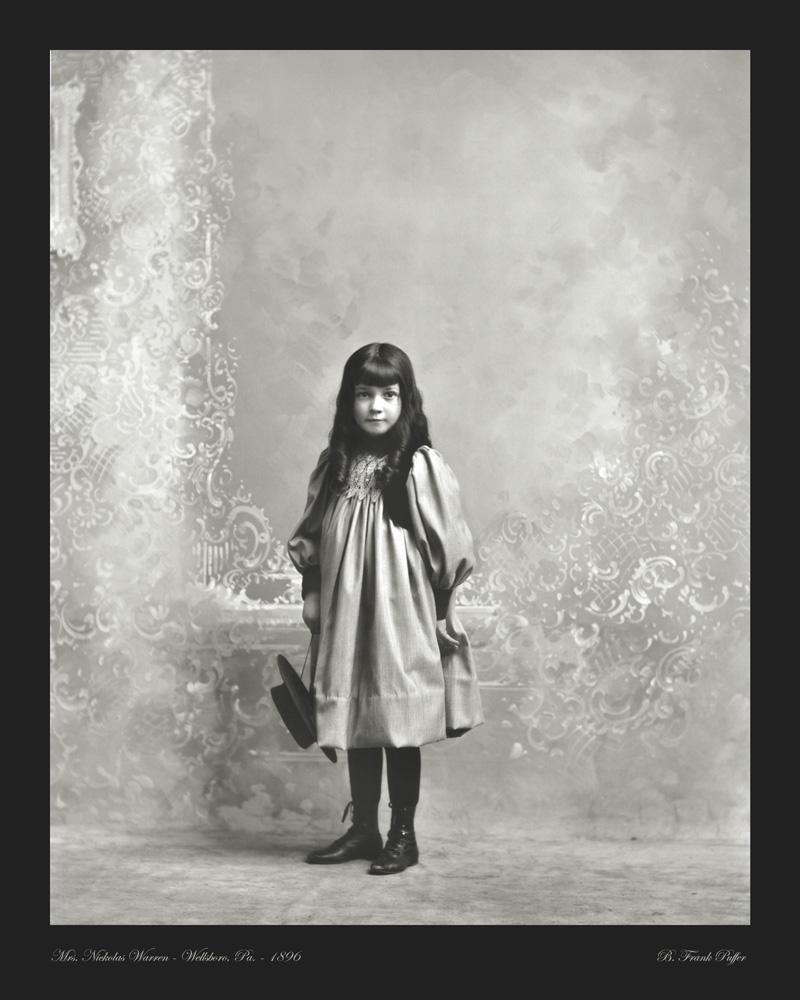 Warren portrait photo 1896