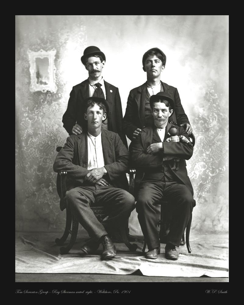 Sherman Group photo 1901