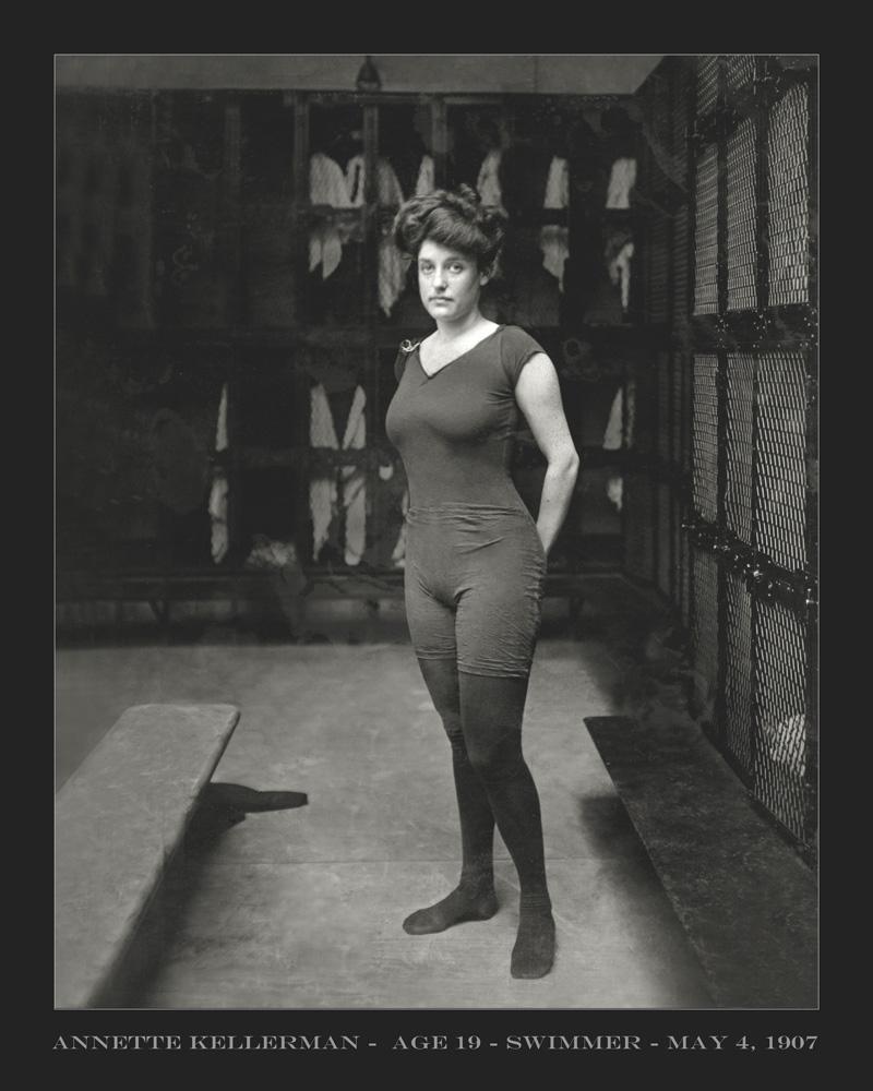 Kellerman portrait photo 1907