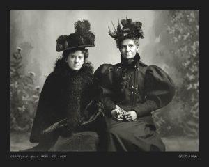 Stells portrait photo 1896